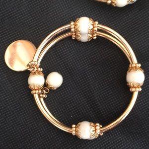 Anthropologie bracelets